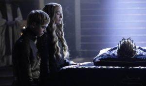 سرسی ملکه و تامن پادشاه