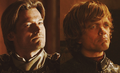 Jaime-and-tyrion-Lannister