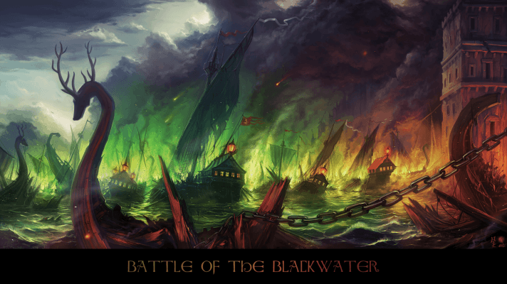 battle_of_the_blackwater_by_haryarti-d5bo4xj