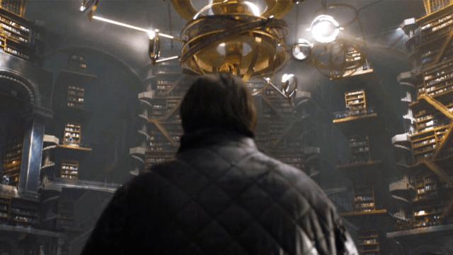 "Sam in tower library - دليل ""زمستان طولاني"" چيست ؟"