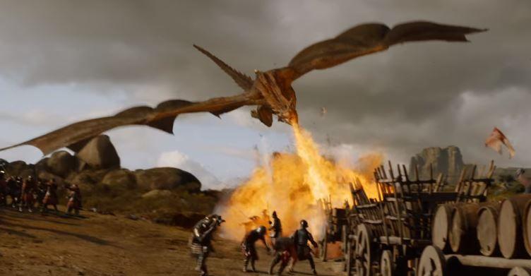 drogon 3 - اژدها و گرگ