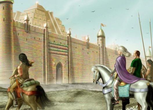 دینریس تارگرین محاصره شهر میرین