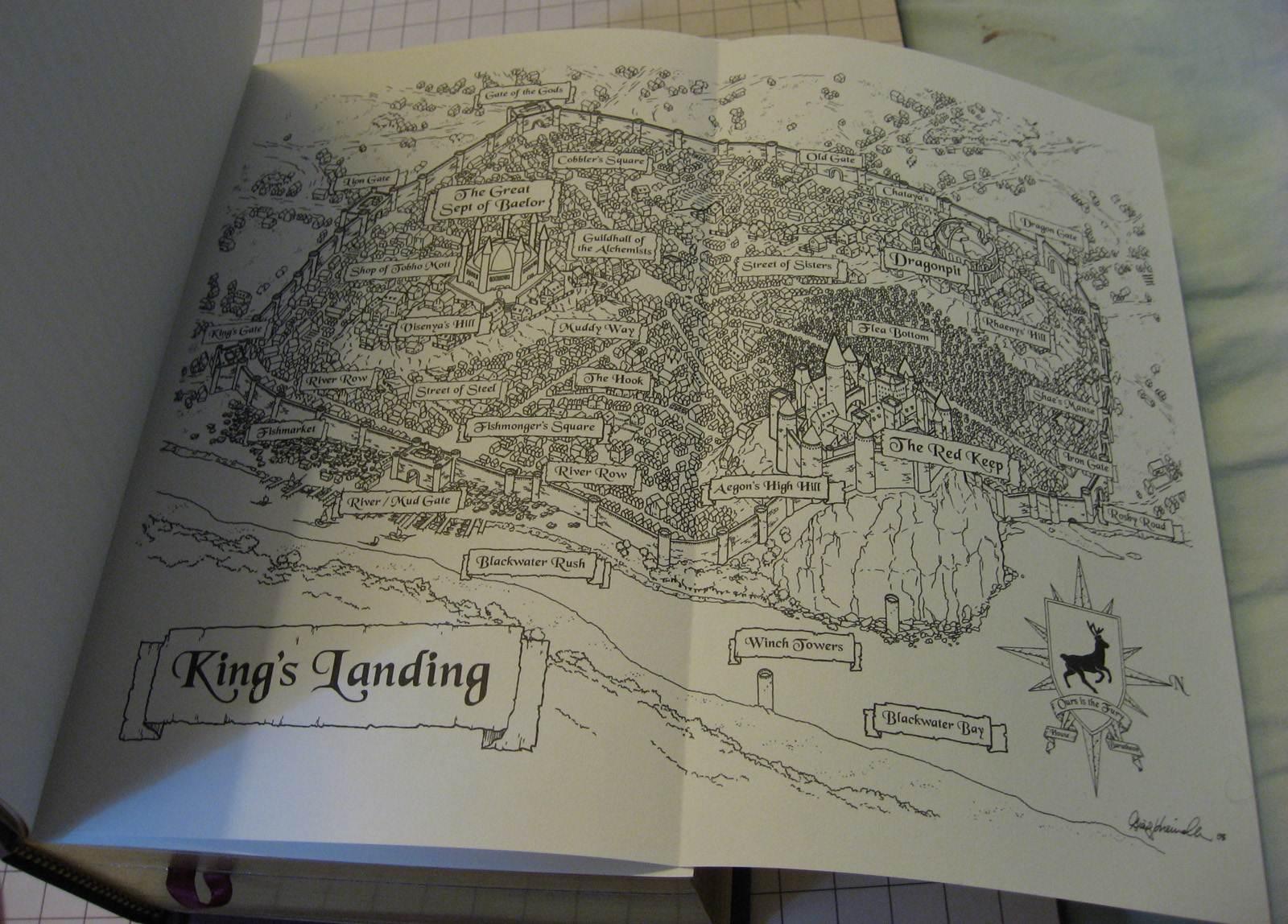 نقشه قدمگاه پادشاه