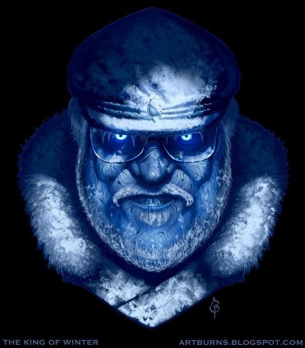 جرج مارتین آدرها نغمه ای از یخ و آتش