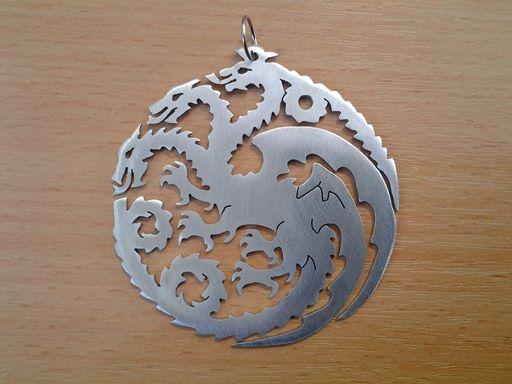 نماد خاندان تارگرین