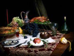 غذاها در دنیای ترانه ای از یخ و آتش