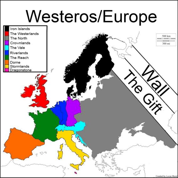 WESTEROS AND UEROP