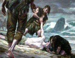 مردان مغروق خدای جزایر آهن