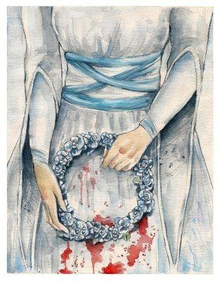 رزهای آبی لیانا استارک