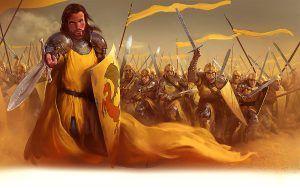 بیتر استیل موسس ارتش طلایی