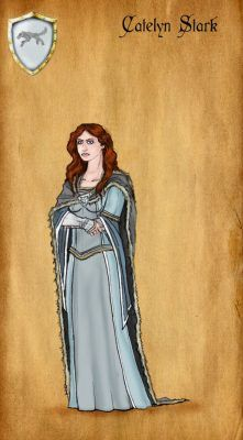 catelyn_stark_by_serclegane