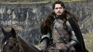 راب استارک پادشاه شمال