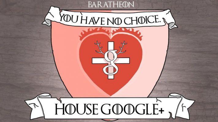 خاندان گوگل پلاس