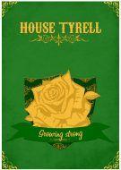گل رز خاندان تایرل