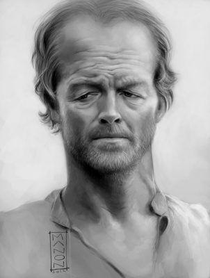 ser_jorah_mormont_caricature_sketch_by_artbymanon-d4y6uqz
