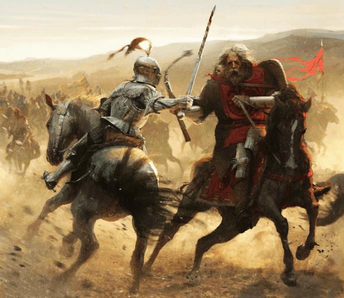 نبرد ناین پنی کینگز