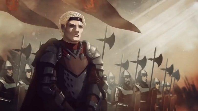 maxresdefault 810x455 - دومین ارائه تابستانی وینترفل:انیمیشن Game of Thrones Conquest & Rebellion
