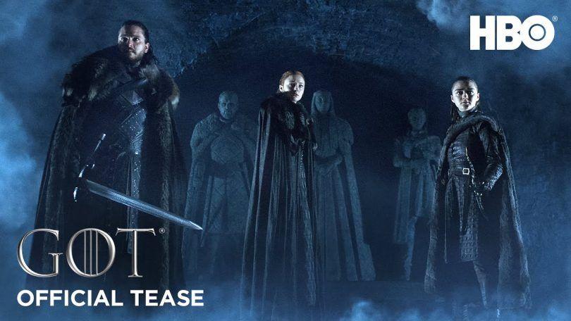 game of thrones season 8 winterfell featured 810x456 - اولین تیزر رسمی فصل هشتم سریال با عنوان یخ و آتش!