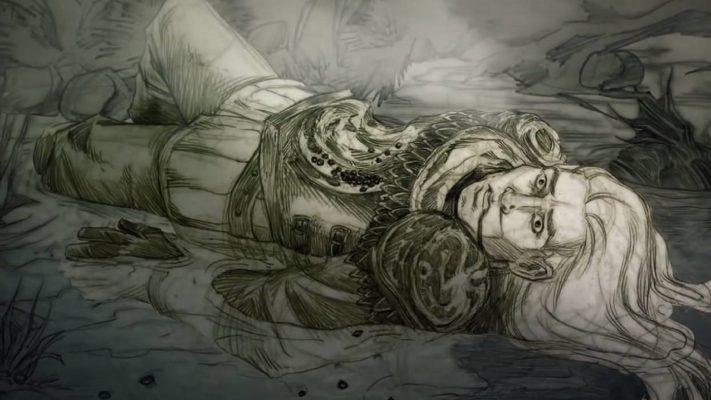 09 Rhaegar dead at the Ruby Ford 1920x1080 711x400 - تحلیل و بررسی تمام رویاها و الهاماتی که دنریس در خانه نامیرایان دید
