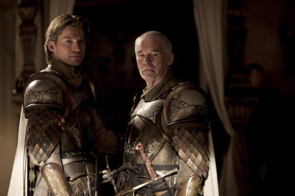 Jaime Lannister and Barristan Selmy 1800x1200 600x400 - 11 حقیقت از گارد شاهی که باید بدانید!