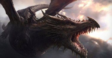 201391 dragon Game of Thrones Balerion 748x499 375x195 - مرگهای نمادین و طعنه آمیز در بازی تاج و تخت (بخش دوم)