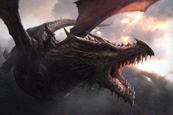 201391 dragon Game of Thrones Balerion 748x499 600x400 - 14+1 حقیقت از خاندان تارگرین که باید بدانید.