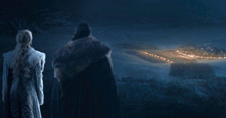 Game Of Thrones Long Night Winterfell 1200 762x400 - تحلیل و بررسی استراتژیک جناح زندگان در نبرد شب طولانی از نگاه کارشناسان نظامی
