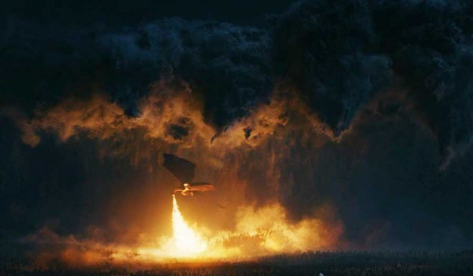 The best and worst moments from Game Of Thrones Season 8 Episode 3 1 686x400 - تحلیل و بررسی استراتژیک جناح زندگان در نبرد شب طولانی از نگاه کارشناسان نظامی