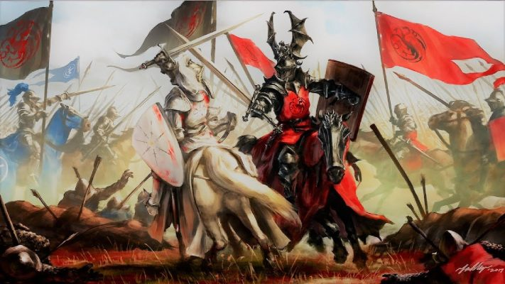 Blackfyre Rebellion 711x400 - 14+1 حقیقت از خاندان تارگرین که باید بدانید.