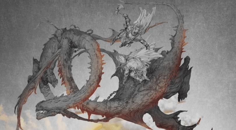 "image 810x447 - داستان سریال ""خاندان اژدها"" و تعداد اپیزود های فصل اول آن مشخص شد"