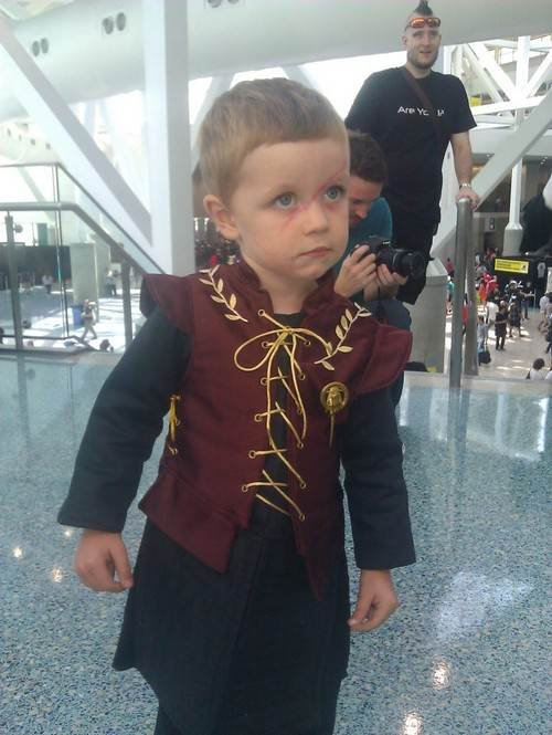 a game of thrones cosplay