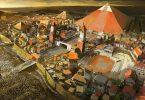 A city besieged by neisbeis d5paski 145x100 - دانلود ترجمه فصل ۲۵ – بادبرده ها از کتاب رقصی با اژدهایان